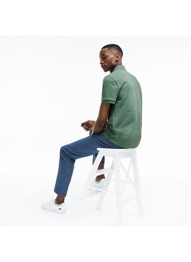 Lacoste Erkek Polo Tişört PH5522.307 Yeşil